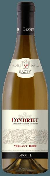 Brotte Condrieu Versant Doré 2018 (750 ml)