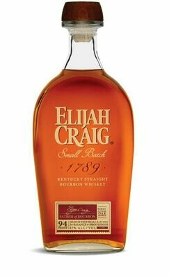 Elijah Craig Bourbon Small Batch (750 ml)