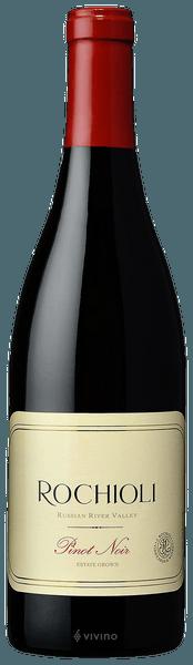 J. Rochioli Estate Grown Pinot Noir 2018 (750 ml)