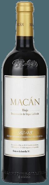 Benjamin de Rothschild - Vega Sicilia Macán 2015 (750 ml)