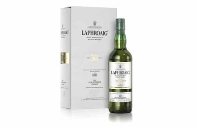 Laphroaig The Ian Hunter Story 'Book 2 Building an Icon' 30 Year Old Single Malt Scotch Whisky (750 ml)