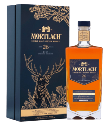 Mortlach Single Malt Scotch 26 Year Single Malt Scotch Whisky, Speyside (750 ml)