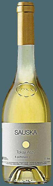 Sauska Tokaji Aszú 6 Puttonyos 2017 (750 ml)