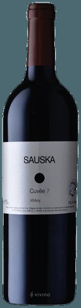 Sauska 'Cuvee 7' Red, Villany, Hungary 2016 (750 ml)