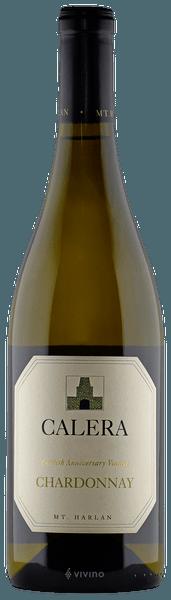Calera Chardonnay Mt. Harlan 2017 (750 ml)
