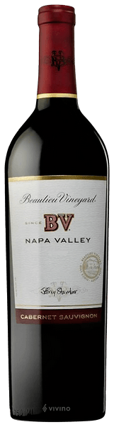 Beaulieu Vineyard (BV) Napa Valley Cabernet Sauvignon 2017 (750 ml)