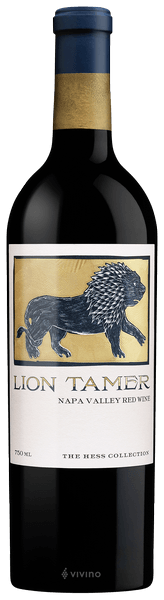 The Hess Collection Lion Tamer Napa Valley Red Blend 2016 (750 ml)