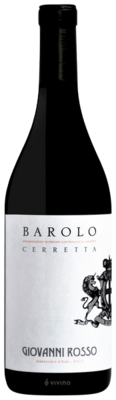 Giovanni Rosso Barolo Cerretta 2016 (750 ml)