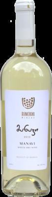 Binekhi Manavi White Dry 2019 (750 ml)