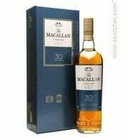 The Macallan Fine Oak 30 Year Old Single Malt Scotch Whisky (750 ml)