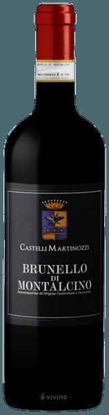 Castelli Martinozzi Brunello di Montalcino
