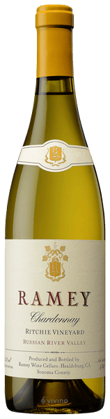 Ramey Chardonnay Ritchie Vineyard 2017 (750 ml)