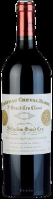Château Cheval Blanc Saint-Émilion Grand Cru (Premier Grand Cru Classé) 2010 (750 ml)