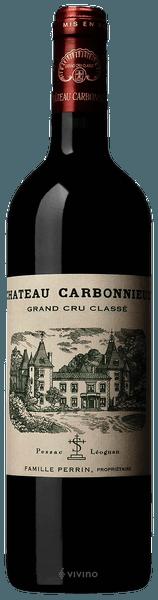 Chateau Carbonnieux Pessac-Leognan 2018 (375 ml)