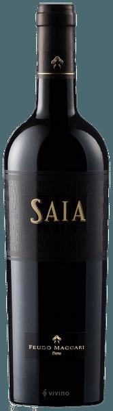Feudo Maccari Saia Sicilia 2017 (750 ml)
