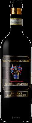 Ciacci Piccolomini d'Aragona Brunello di Montalcino Riserva Pianrosso Santa Caterina d'Oro 2015 (750 ml)