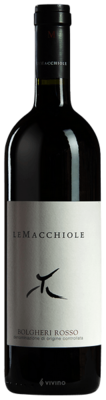 Le Macchiole Bolgheri Rosso 2018 (750 ml)