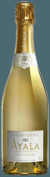 Ayala Blanc de Blancs Brut Aÿ Champagne 2013 (750 ml)