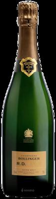 Bollinger R.D Extra Brut Champagne (Récemment Dégorgé) 2002 (750 ml)