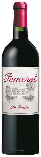 Château La Pointe Pomerol 2016 (750 ml)