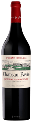 Château Pavie Saint-Émilion Grand Cru (Premier Grand Cru Classé) 2014 (750 ml)