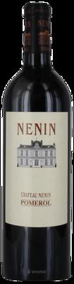 Chateau Nenin, Pomerol 2015 (750 ml)