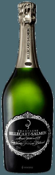 Billecart-Salmon Cuvée Nicolas François Billecart Brut Champagne 2002 (750 ml)