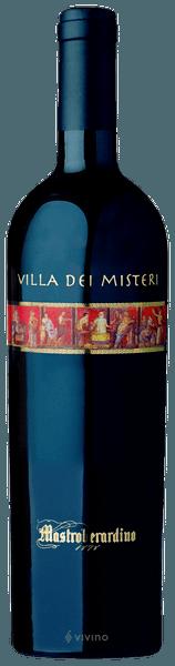 Mastroberardino Pompeiano Villa Dei Misteri Rosso 2009 (750 ml)