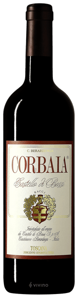 Castello di Bossi Toscana Corbaia 2015 (750 ml)
