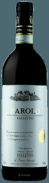 Bruno Giacosa Barolo Falletto 2016 (750 ml)