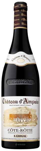 E. Guigal Chateau d'Ampuis Cote Rotie 2014 (750 ml)