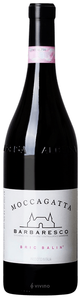 Moccagatta Bric Balin Barbaresco 2017 (750 ml)