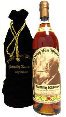 Old Rip Van Winkle 'Pappy Van Winkle's Family Reserve' 23 Year Old Kentucky Straight Bourbon Whiskey (750 ml)