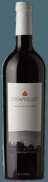 Chappellet Mountain Cuvée 2018 (750 ml)