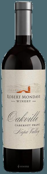 Robert Mondavi Oakville Cabernet Franc 2016 (750 ml)