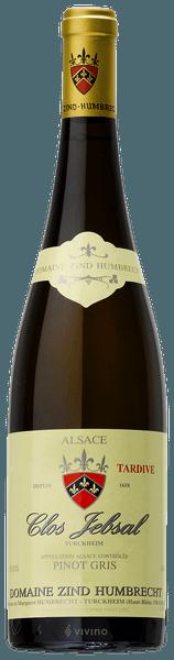 Domaine Zind Humbrecht Pinot Gris Alsace Clos Jebsal Vendange Tardive 2012 (375 ml)