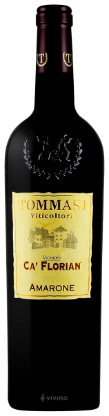 Tommasi Ca' Florian Amarone 2016 (750 ml)