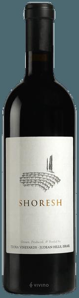 Tzora Vineyards Shoresh 2018 (750 ml)