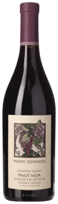 Merry Edwards Meredith Estate Pinot Noir, Russian River Valley 2017 (750 ml)
