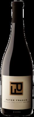 Peter Franus Red Wine, Red Hills 2014 (750 ml)