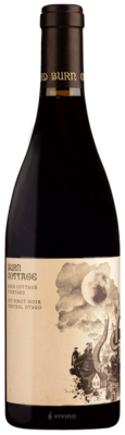 Burn Cottage Burn Cottage Vineyard Pinot Noir 2018 (750 ml)