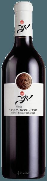 Yatir Red Blend, Judean Hills 2017 (750 ml)