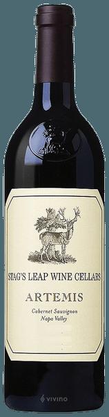 Stag's Leap Wine Cellars Artemis Cabernet Sauvignon 2018 (375 ml)