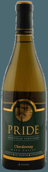 Pride Mountain Vineyards Chardonnay 2017 (750 ml)