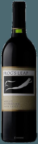 Frog's Leap Merlot 2018 (750 ml)