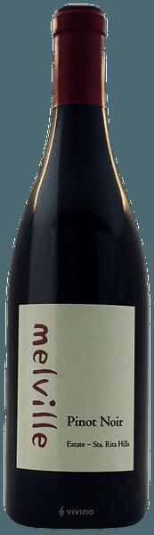 Melville Estate Sta. Rita Hills Pinot Noir 2018 (750 ml)