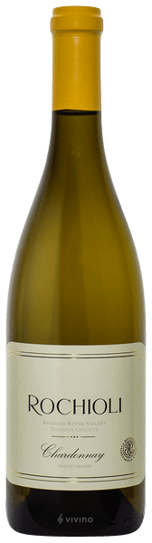 J. Rochioli Estate Grown Chardonnay 2019 (750 ml)