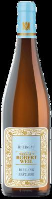 Robert Weil Riesling Spätlese 2016 (750 ml)