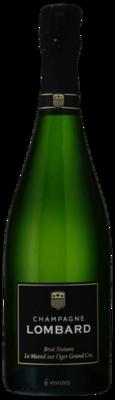 Lombard & Cie Brut Nature Champagne Grand Cru 'Le Mesnil-sur-Oger' (750 ml)