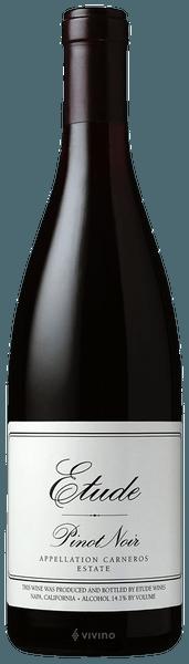 Etude Estate Pinot Noir 2018 (750 ml)